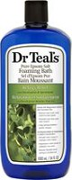 Dr Teal's Pure Epsom Salt Relax & Relief Eucalyptus & Spearmint Foaming Bath