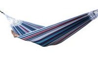 Vivere Brazilian Style Single Hammock Denim