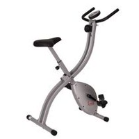 Vélo d'appartement droit pliable SF-B2605 de Sunny Health & Fitness