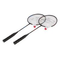 EastPoint 2 Player Badminton Racket Set