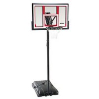 "Lifetime 48"" Shatterproof Fusion Portable Basketball System"