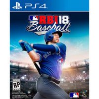 RBI Baseball 2018 (PS4)