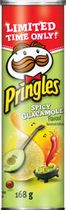Pringles Spicy Guacamole Tortilla Chips