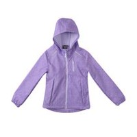 Athletic Works Girls' Bonded Jacket Fairy Wren M