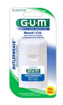 GUM Butlerweave Waxed Dental Floss