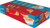 Pringles Original Snack Stack Crisps Pack