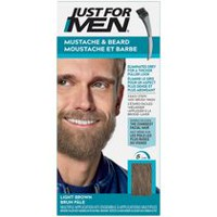 Gel colorant brun pâle M-25 Moustache et barbe de Just for Men