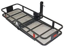 DK2 Hitch Mounted Cargo Carrier