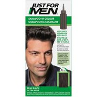 Shampoing colorant ultra noir H-55 de Just For Men