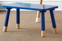 Mainstays Kids Bench Blue