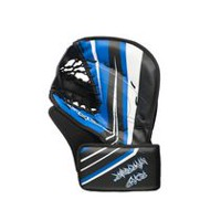 Gant d'attrape Cobalt de Road Warrior pour hockey de ruelle à la main gauche