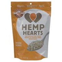 Manitoba Harvest Natural Hemp Hearts Raw Shelled Hemp Seeds