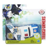 Transformers Robots in Disguise - Figurine Strongarm Conversion 1 étape