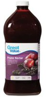 Great Value Prune Nectar