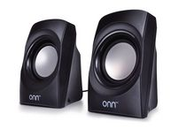 onn 2.0 PC Speakers