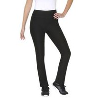 Athletic Works Women's Boot Cut Yoga Pant L