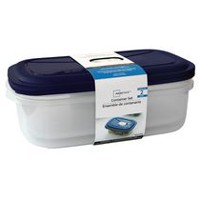 Mainstays Food Storage Container Set