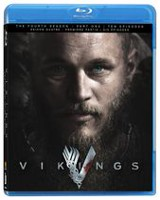 Vikings - Saison 4 - Parte 1 (Blu-ray) (Bilingue)