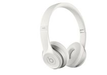 Beats Solo 2 Wired On-Ear Headphones White