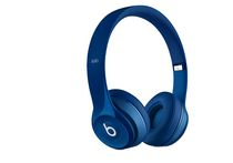 Beats Solo 2 Over-Ear Headphones Blue