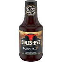 Sauce barbecue Guinness de Bull's-Eye