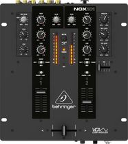 Behringer 2 Channel DJ Mixing Console  - NOX101