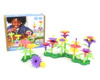 Green Toys Build-A-Bouquet Toy Set