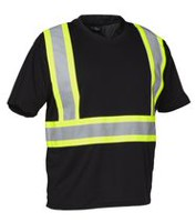 Forcefield Men's Short Sleeve Safety T-Shirt M