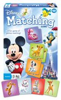 WonderForge - DISNEY CLASSIC ANIMALS MATCHING GAME