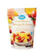 Great Value Fruit Blend