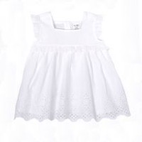 George baby Girls' Eyelet Dress 12-18 months