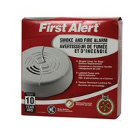 First Alert Ion Smoke Alarm Fg250Ba