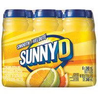 Sunny D Smooth Citrus Punch