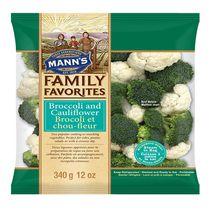 Mann's Broccoli and Cauliflower