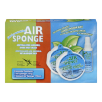 Environmental Air Sponge combo pack