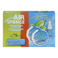 Environmental Air Sponge boîte combo