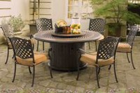 Sunjoy Ceylon Dining Set Patio Furniture