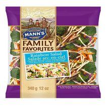 Mann's Rainbow Salad