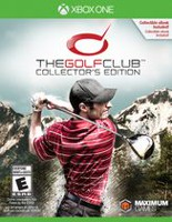 Jeu vidéo The Golf Club Collector's Edition Xbox one