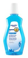 Equate Peppermint Antibacterial Mouthwash