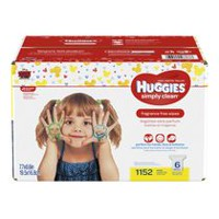 Parent S Choice Flushable Toddler Wipes 160 Wipes