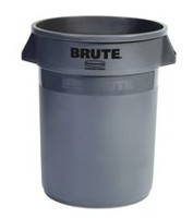 Rubbermaid Grey Brute Container