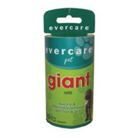 Evercare Pet Giant Lint Roller Extremely Sticky Refills