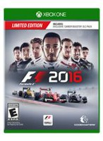 F1 2016 (Launch Edition) (Xbox One)