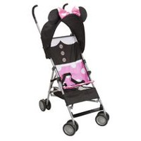 Disney Minnie 3D Umbrella Stroller