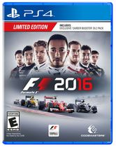 F1 2016 (Launch Edition) (PS4)