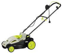 LawnMaster MEB1014M 15 Inch 10 Amplifier 2-in-1 Electric Lawn Mower