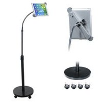 CTA Digital Security Gooseneck Floor Stand for Tablets