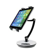 CTA Digital Bluetooth Speaker Stand for Tablets