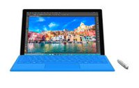 "Microsoft Surface Pro 4 12.3"" Tablet with 6th Gen Intel Core m3 Processor"